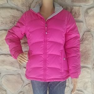 L.L. Bean Insulated Pink Coat